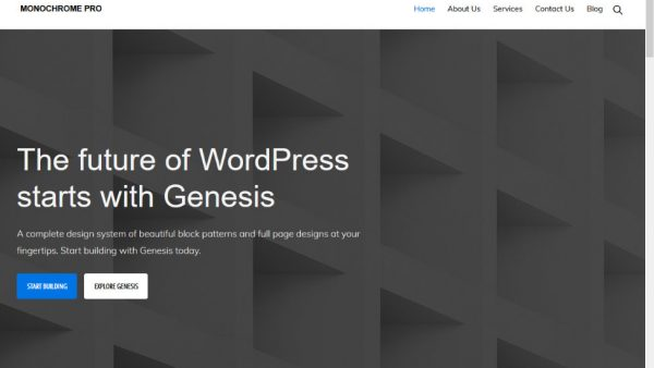 These Genesis Blocks tutorials show you how to use the Setup Wizard to build your website.